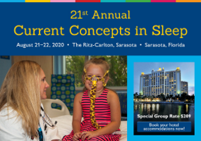 21st Anual Current Concepts in Sleep